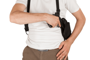 North Carolina open carry laws