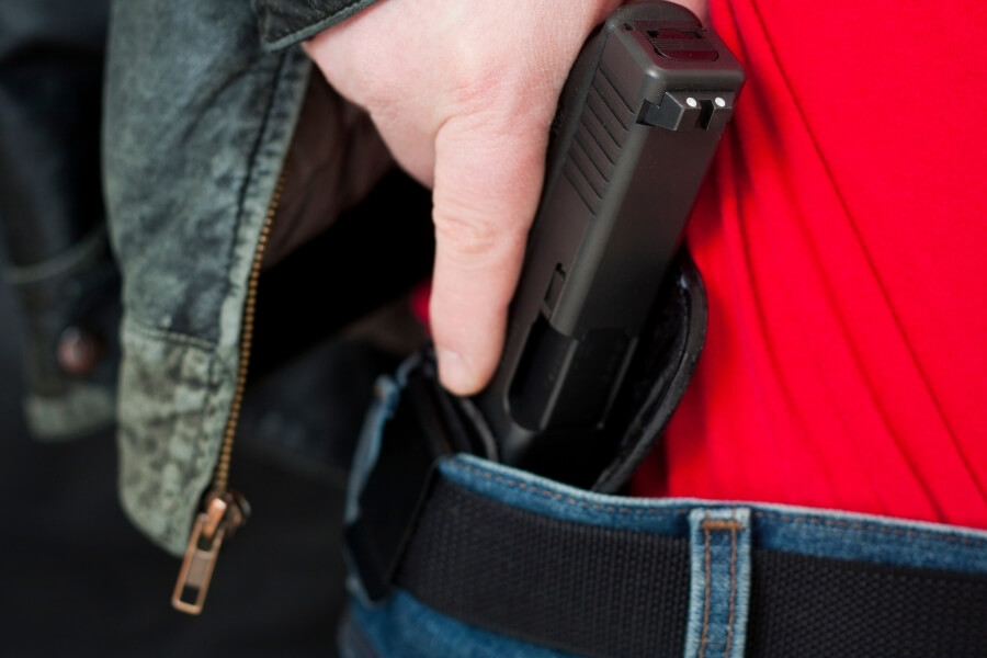 Understanding your gun rights to carry