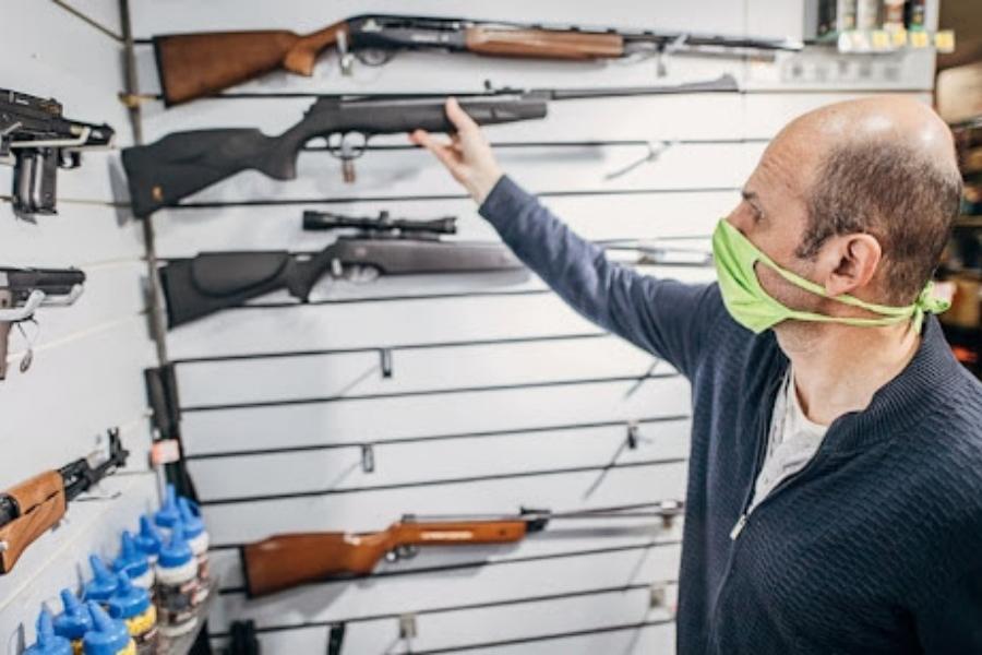 buy a gun in Missouri